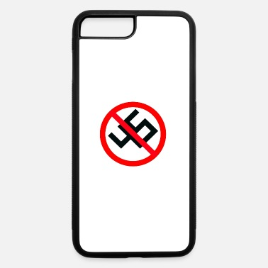 Anti anti nazi - iPhone 7 Plus/8 Plus Rubber Case
