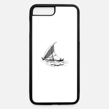 Sailboat Sailboat - iPhone 7 Plus/8 Plus Rubber Case