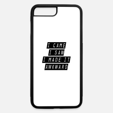 Saw i came i saw - iPhone 7 & 8 Plus Case