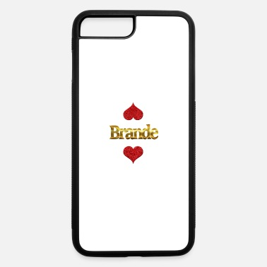 Brand Brande - iPhone 7 Plus/8 Plus Rubber Case