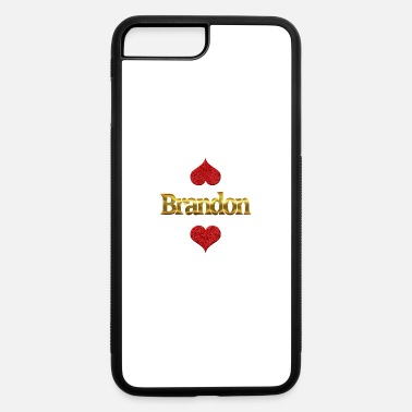 Brandon Brandon - iPhone 7 Plus/8 Plus Rubber Case