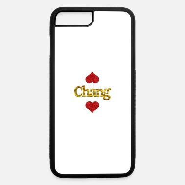 Change Chang - iPhone 7 Plus/8 Plus Rubber Case