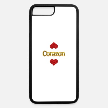 Corazon Corazon - iPhone 7 Plus/8 Plus Rubber Case