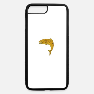 Jumping Spot spotted-trout-jumping-sid - iPhone 7 & 8 Plus Case