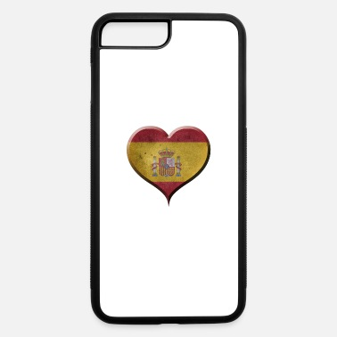 Spain SPAIN - iPhone 7 Plus/8 Plus Rubber Case