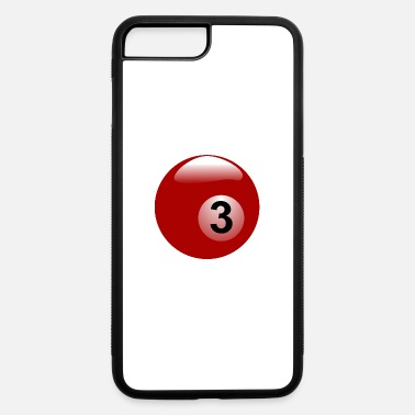 Queue pool billards billiards snooker queue ball sport22 - iPhone 7 & 8 Plus Case