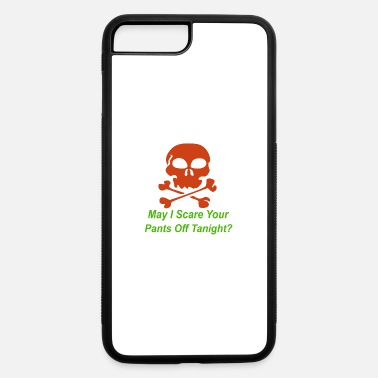 Pickup Line Halloween pickup line - iPhone 7 & 8 Plus Case