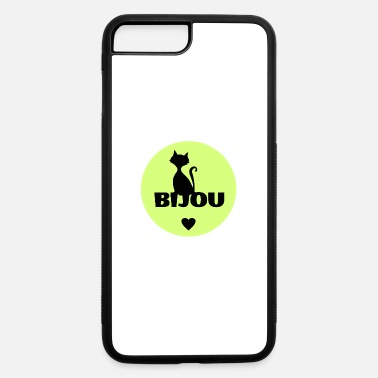 Birth Name Bijou first name cats name - iPhone 7 Plus/8 Plus Rubber Case