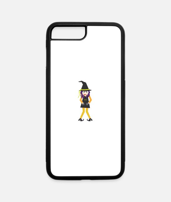 Wicked iPhone Cases - Wicked Witch - iPhone 7 & 8 Plus Case white/black