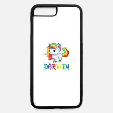 Darwin Darwin Unicorn - iPhone 7 Plus/8 Plus Rubber Case