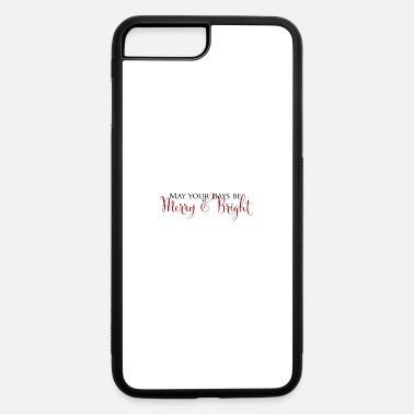 Merry Be Merry - iPhone 7 Plus/8 Plus Rubber Case
