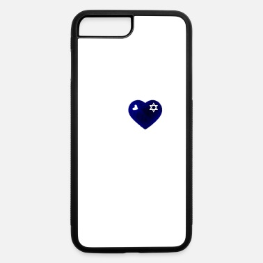 A Heart For A HEART FOR ISRAEL 2 - iPhone 7 & 8 Plus Case