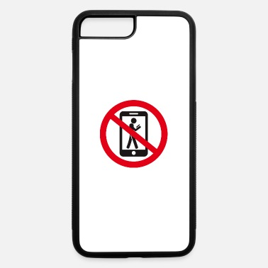 Prohibited the prohibition - iPhone 7 Plus/8 Plus Rubber Case