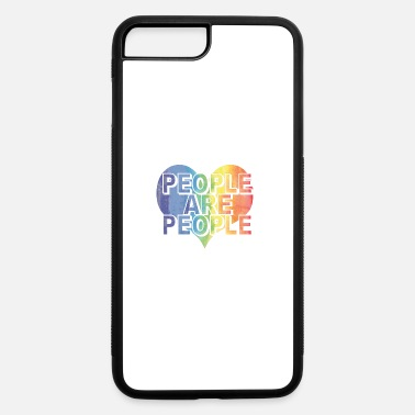 People PEOPLE ARE PEOPLE - iPhone 7 Plus/8 Plus Rubber Case