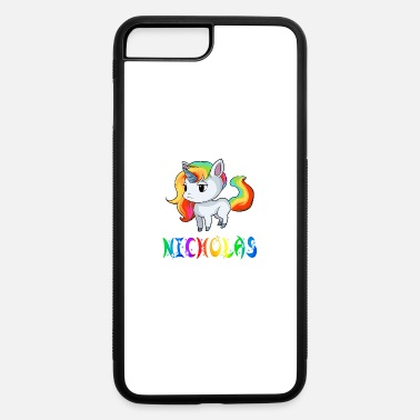 Nicholas Nicholas Unicorn - iPhone 7 & 8 Plus Case