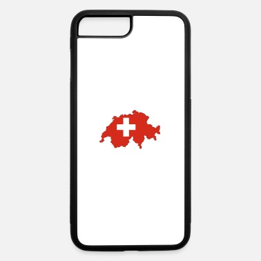 Switzerland switzerland - iPhone 7 Plus/8 Plus Rubber Case