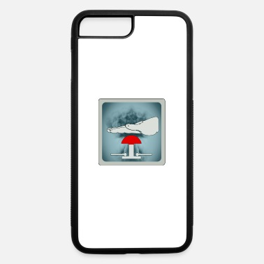 Nuclear nuclear threat - iPhone 7 & 8 Plus Case