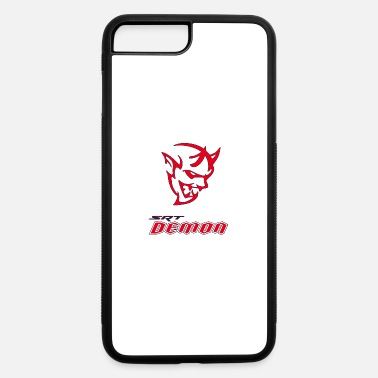 Dodge DODGE DEMON HEAD - iPhone 7 Plus/8 Plus Rubber Case