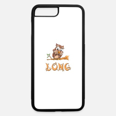 Long Long Owl - iPhone 7 Plus/8 Plus Rubber Case