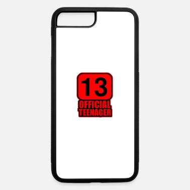 Official Person Official Teenager - iPhone 7 Plus/8 Plus Rubber Case