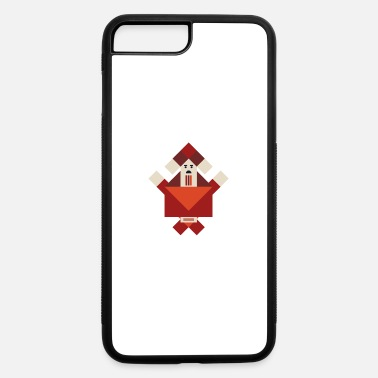 Chinese chinese man - iPhone 7 Plus/8 Plus Rubber Case