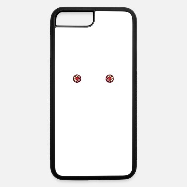 Nipple Nipple Sweets - iPhone 7 Plus/8 Plus Rubber Case
