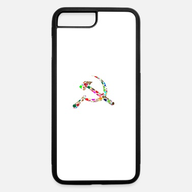 Sickle hammer and sickle - iPhone 7 & 8 Plus Case