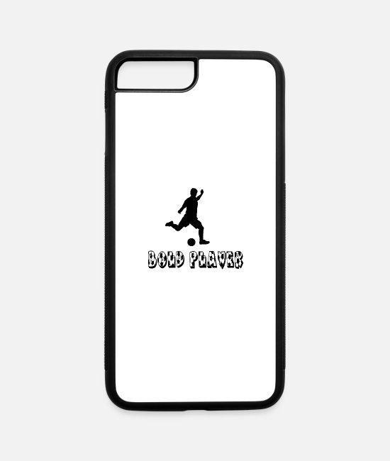 Training iPhone Cases - bold player - iPhone 7 & 8 Plus Case white/black
