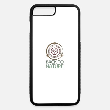 Back-to-nature Back to Nature - iPhone 7 & 8 Plus Case