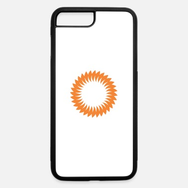 Circular Circular Sun - iPhone 7 & 8 Plus Case