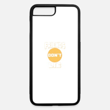 Stranger Things Friends Don't Lie - iPhone 7 Plus/8 Plus Rubber Case