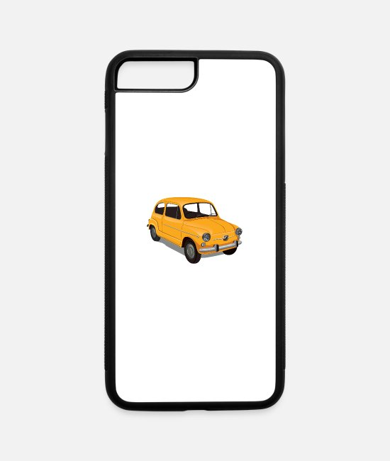 Car iPhone Cases - Car - iPhone 7 & 8 Plus Case white/black