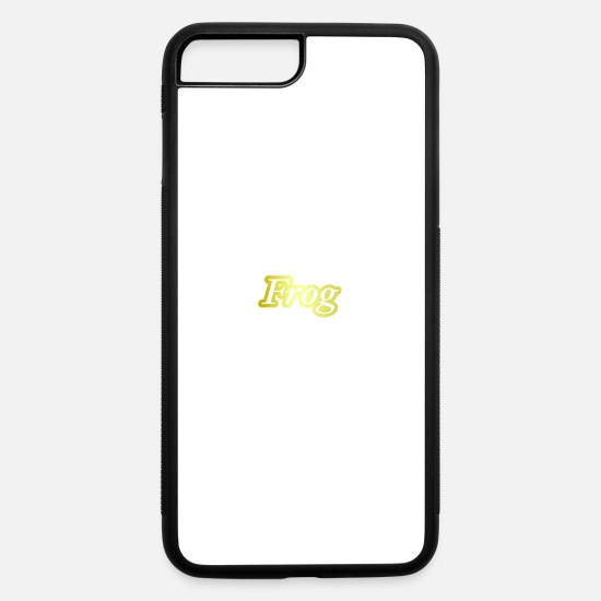 Gift Idea iPhone Cases - Frog - iPhone 7 & 8 Plus Case white/black