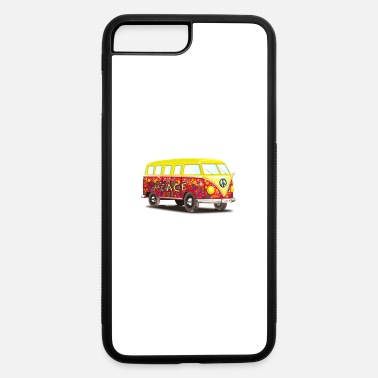 Movement The Flower Power Hippie Bus - iPhone 7 & 8 Plus Case