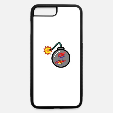 Bomb Bombe - iPhone 7 Plus/8 Plus Rubber Case