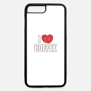 Coffee Coffee, Coffee, Coffee - iPhone 7 Plus/8 Plus Rubber Case