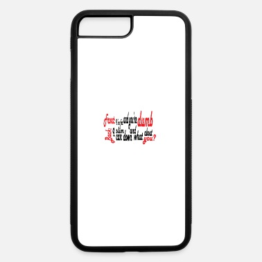 Fat fat - iPhone 7 & 8 Plus Case