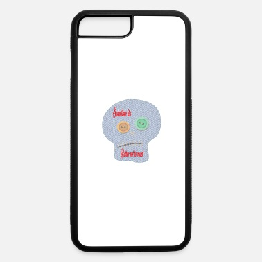 Reaction Vodoo react reaction no reaction apatisch - iPhone 7 & 8 Plus Case