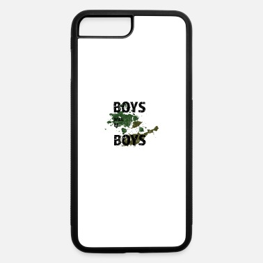 Boy BOYS WILL BE BOYS - iPhone 7 Plus/8 Plus Rubber Case