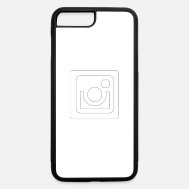 Social social - iPhone 7 Plus/8 Plus Rubber Case