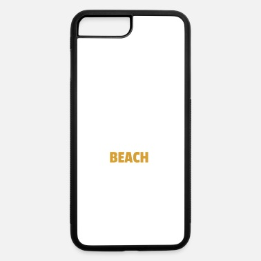 Beach - This way to the beach - iPhone 7 & 8 Plus Case