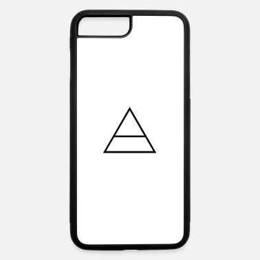 triangles - iPhone 7 & 8 Plus Case