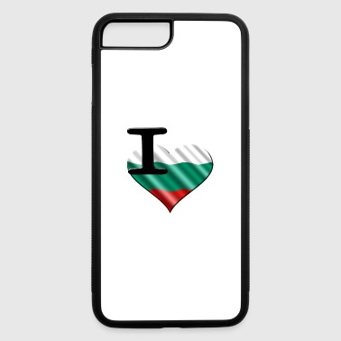 Bulgaria - iPhone 7 Plus/8 Plus Rubber Case