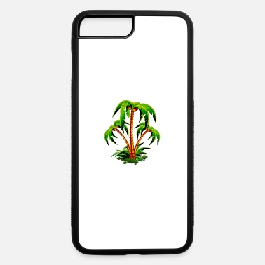 Palm Trees Palm Tree - iPhone 7 Plus/8 Plus Rubber Case