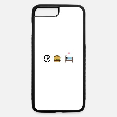 Fan Sex soccer Burger sex with girlfriend - iPhone 7 & 8 Plus Case
