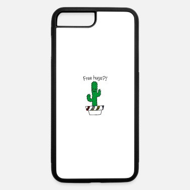 Cactus Hug Me Cactus hug - iPhone 7 & 8 Plus Case