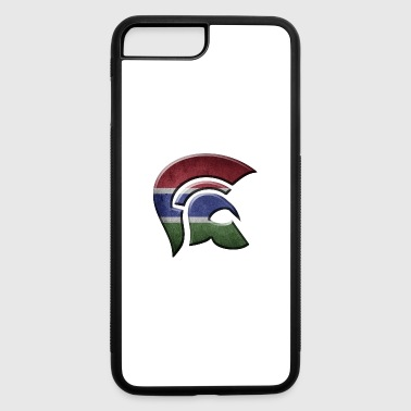 Gambia Gambia - iPhone 7 Plus/8 Plus Rubber Case