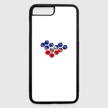Haiti Haiti - iPhone 7 Plus/8 Plus Rubber Case