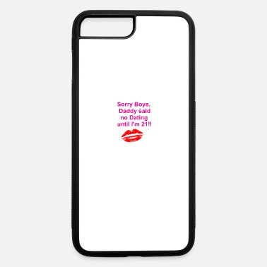 Date no Dating - iPhone 7 Plus/8 Plus Rubber Case