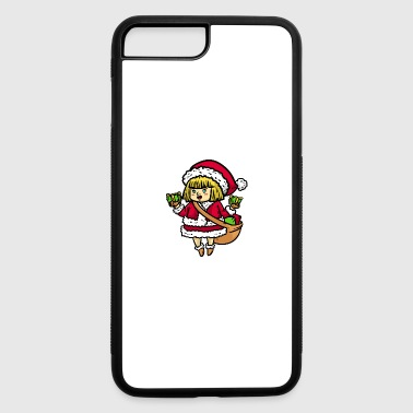 Christmas, Christmas Eve, Christmas time - iPhone 7 Plus/8 Plus Rubber Case